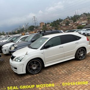 2013 Toyota Harrier Lexus for Sale in Juba South Sudan at a Cheap Price - Seal Group Motors