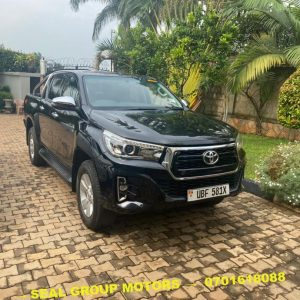 2020 Toyota Hilux Double Cabin Pickup Truck for Sale in Juba - South Sudan - Seal Group Motors