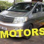 Cheap Priced 2004 Toyota Alphard for Sale in Juba, South Sudan - Seal Group Motors