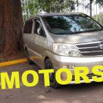 Cheap Priced 2006 Toyota Alphard for Sale in Juba, South Sudan - Seal Group Motors
