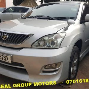2007 Toyota Harrier for Sale at a cheap price in Juba, South Sudan - Seal Group Motors