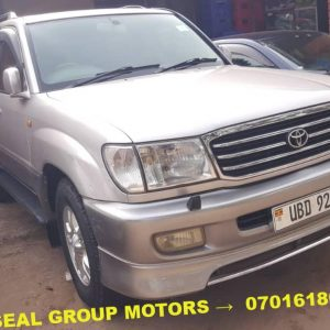 2005 Toyota Land Cruiser V8 for Sale at a cheap price in Juba, South Sudan - Seal Group Motors