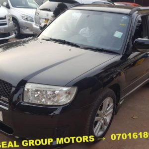 2007 Subaru Black Forester Cross Sport for Sale in Juba, South Sudan at cheap prices - Seal Group Motors