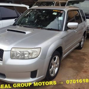 2006 Subaru Forester Turbo Cross Sport for Sale at a cheap price in Juba, South Sudan - Seal Group Motors