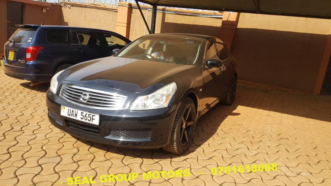 2006 Nissan Skyline GT for sale at a great price of 28 million in Juba, South Sudan - Seal Group Motors