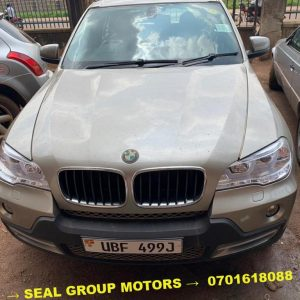 2009 Diesel BMW X5 for Sale for sale in Juba, South Sudan PRICE 130 million at Seal Group Motors