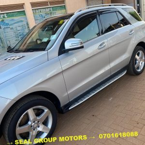 2009 Mercedes Benz M Class ML350 4Matic for sale in Juba, South Sudan - Seal Group Motors