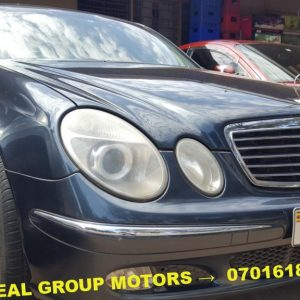 2005 Mercedes Benz S Class PRICE: 25 million for sale in Juba, South Sudan - Seal Group Motors