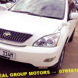 Toyota Harrier 2006 250G PRICE: UGX 38 MILLION for sale in Juba, South Sudan at Seal Group Motors