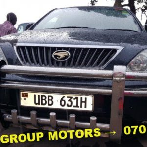2004 Toyota Harrier PRICE: 29 million for Sale in Juba, South Sudan at Seal Group Motors