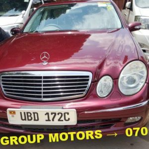 2005 Mercedes-Benz CLS-Class CLS350 Sale in Juba – South Sudan - Monde Motors (Juba – South Sudan) - Used Cars for Sale at Lower Prices