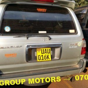 1993 Toyota Hilux Surf SSR PRICE: 41 million - for sale in Juba, South Sudan - Seal Group Motors