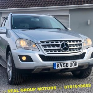 2010 Mercedes Benz ML280 4MATIC - PRICE 100 million for sale in Juba, South Sudan at Seal Group Motors
