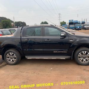 2013 Ford Ranger Double Cabin Pickup Truck - PRICE: 120 MILLION - For Sale in Juba, South Sudan - Seal Group Motors