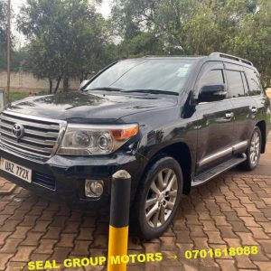 2015 Toyota Land Cruiser for sale in Juba, South Sudan at a cheap price - Seal Group Motors