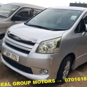2009 TOYOTA NOAH Mini Van for Sale in Juba - South Sudan - Cheap prices at Monde Motors (Juba – South Sudan) - Used Cars for Sale at Lower Prices