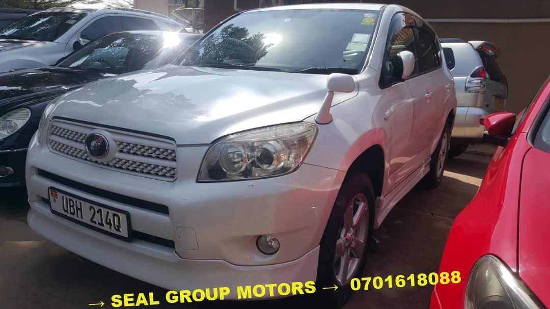 2007 Toyota RAV4 for Sale in Juba – South Sudan at Cheap Price - Monde Motors (Juba – South Sudan) - Used Cars for Sale at Lower Prices