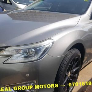2013 Toyota Mark X for Sale in Juba – South Sudan at Cheap Price - Monde Motors (Juba – South Sudan) - Used Cars for Sale at Lower Prices