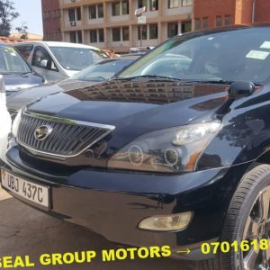 2007 Toyota Harrier 240G (Kawundo) for Sale in Juba – South Sudan - Monde Motors (Juba – South Sudan) - Used Cars for Sale at Lower Prices