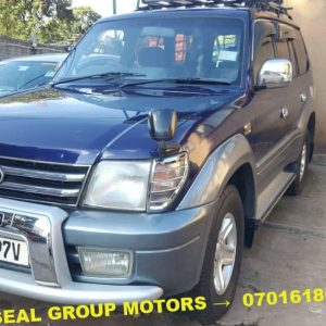 1997 Toyota Land Cruise Prado TX for sale in Juba - South Sudan - Monde Motors (Juba – South Sudan) - Used Cars for Sale at Lower Prices