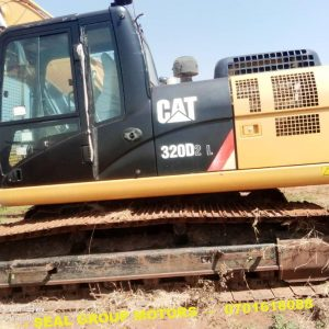 2003 Caterpillar 320D L Tracked Excavator for Sale in Juba – South Sudan