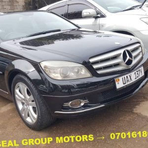 2014 Mercedes Benz priced cheaply on sale at Seal Group Motors in Juba, South Sudan Price 40 million shillings