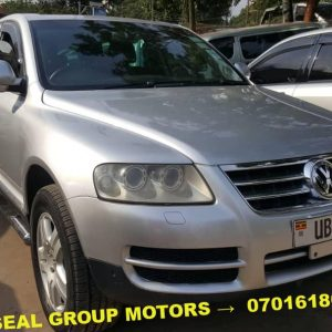 2008 Volkswagen Touareg V6 for sale in Juba - South Sudan at cheap prices by Seal Group Motors