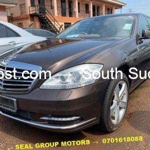 2017 Mercedes Benz S300 L 7G Tronic for sale in Juba, South Sudan - Seal Group Motors